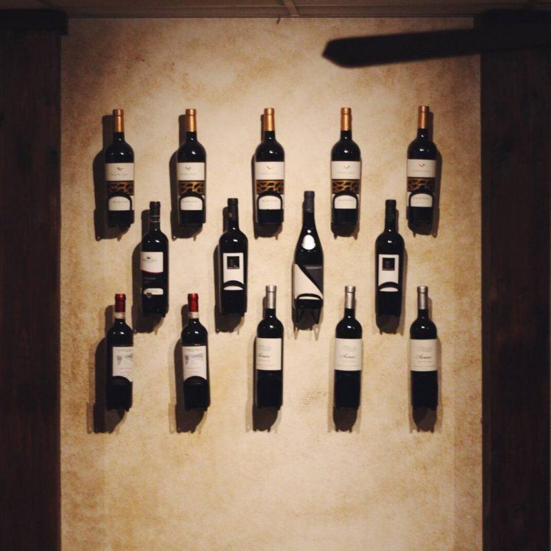 Eigen wijnselectie - de beste Italiaanse wijnen bij Da Luca in Amersfoort