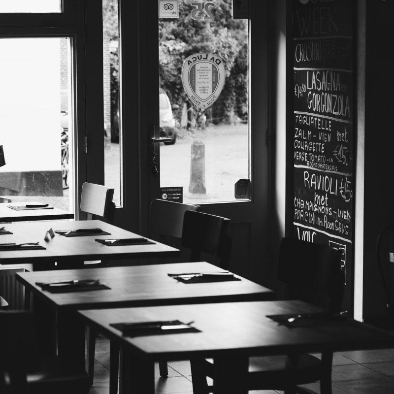 Sfeer bij Da Luca Amersfoort. hét authentieke Italiaanse restaurant in Amersfoort centrum
