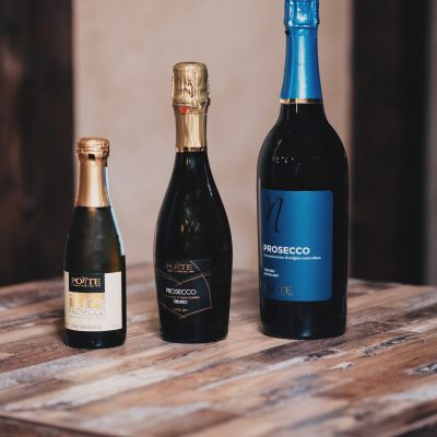 Prosecco flessen | Da Luca Amersfoort. hét authentieke Italiaanse restaurant in Amersfoort centrum