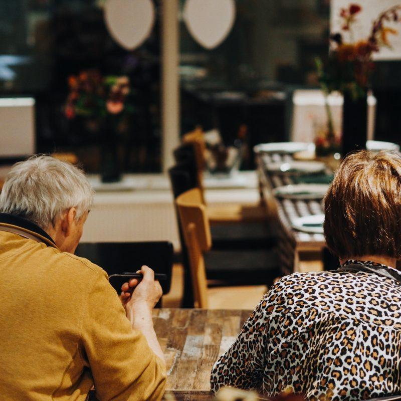 Christa & Luca Gobbo van Da Luca | Da Luca | Authentiek Italiaans restaurant in Amersfoort
